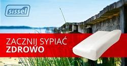 Sissel Polska - najwyższej jakości Szwedzkie poduszki ortopedyczne